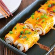 【脱マンネリ】新作ちくわおつまみ「ちくわのピリ辛味噌マヨグリル」の作り方が意外すぎ!