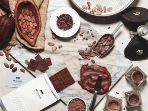 工房併設型のBean to Barチョコレートの専門店「Minimal」(ミニマル)。出来立てのフレ...