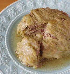 【レシピ】レタスとひき肉のごちそうミルフィーユ☆夢農家のお野菜で作ってみました♪