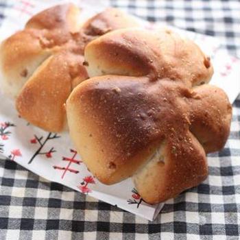 オーヤマくんdeくるみパン
