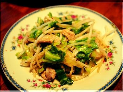 >香りソルトで、爽やか豚野菜炒め by PACOさん