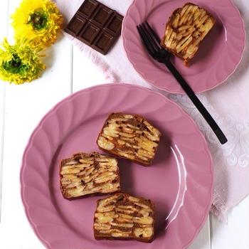 チョコバナナ ガトー・インビジブルと、美膳カフェtaoさんへ行ってきました。