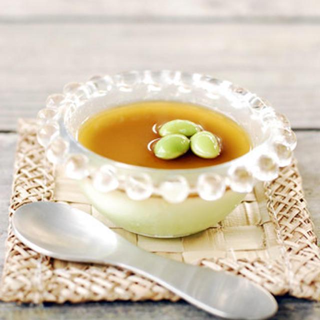 ☆枝豆豆腐 ミキサーと寒天で簡単!☆がピックアップレシピに 船漕ぎ大会