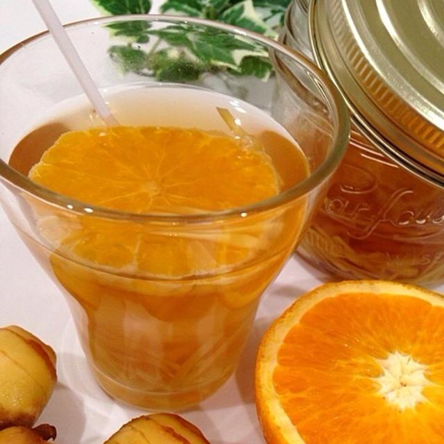 「ジャーと季節のフルーツでつくる今注目のお酒&ドリンク」HOT♡フルブラオレンジャー