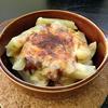 プーティン風ポテトのチーズ焼き