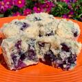 私のCafeで大人気だった「ブルーベリーマフィン」!美味しさの秘密はこの作り方!