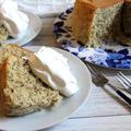 【簡単!炊飯器・ケーキ】材料4つ!炊飯器で紅茶シフォンケーキ