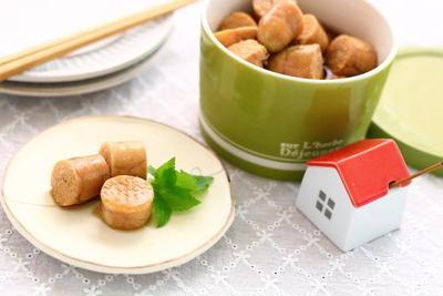 ひねりも何もありませんが、オーソドックスな和食レシピで → 【助子の旨煮】