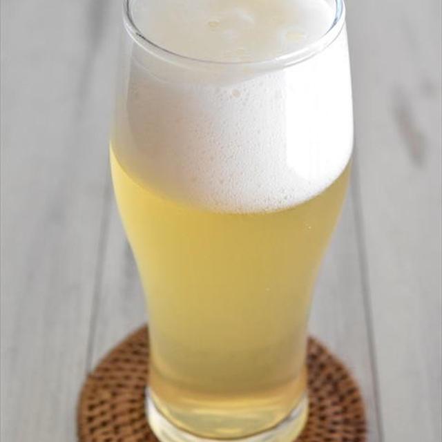 ジュースで簡単!!「ビール風ゼリー」の作り方 ~マイナビニュースに掲載