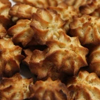 チーズと黒胡椒のクッキー