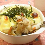 とろろ入り☆和風ドリア by snow kitchen☆ さん