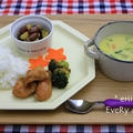 【幼児食】11/17~11/19* お手軽調味料で麻婆豆腐。