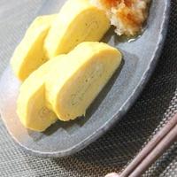 BRITAの水でとった美味しい出汁で作る関西風だし巻き卵