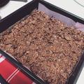 【お菓子】余ったシリアルでチョコクランチ[ミッシェルレシピ] by ミッシェルさん