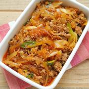 ご飯がすすみます。野菜たっぷりの簡単チャプチェ