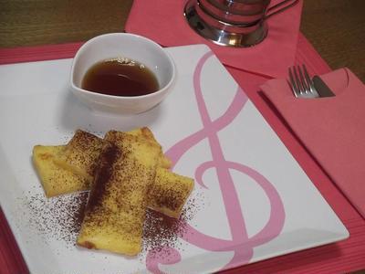 とびっきり美味しい♪フレンチトースト