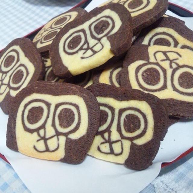 デカ目☆オカザえもんのクッキー