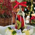 クリスマスレシピ*おしゃれなフルーツショートケーキ