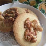 塩味が決め手☆カリフォルニアくるみのアメリカン☆ソフトクッキー♪