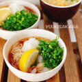 簡単にできて、さっぱりおいしいぶっかけ素麺レシピ!〜暖かい季節に嬉しい、素麺アレンジ5選〜