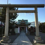 飛行機のご朱印~羽田神社で旅行安全祈願