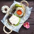 割勘でもめない、5分で簡単幸せハッピーピクニックサンド(イングリッシュマフィン、チーズ、レタス、シーチキン、目玉焼き)(婚活、出会い)