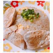 炊飯器でカンタン!鶏むね肉のカオマンガイ風チャーハン♪