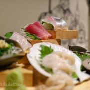 田町駅近 蕎麦と鮮魚を個室で満喫できる:『笑う門には魚来る』田町、芝浦