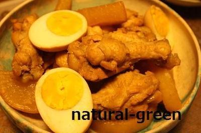 大根と鶏のさっぱり煮