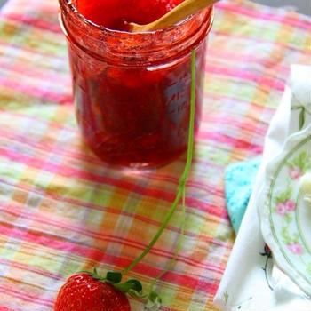 ストロベリージャム *Strawberry Jam*