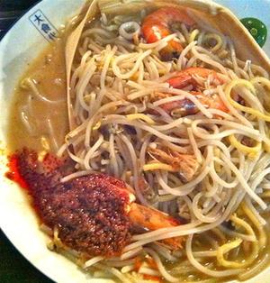 Taste Memory〜シンガポールの味「フライドホッケンミー」をおうちで♪