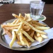 【お店の味!】サクサク!味付きフライドポテト(8歳の誕生日ごはん①)