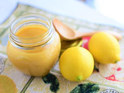 >血糖値の上がりにくいレモンカード by ショコラさん