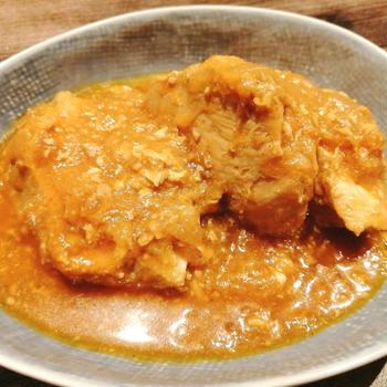 炊飯器で試作中(^^)鶏むね肉は炊飯器調理でしっとり♪良さそうです