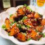 【レシピ】秋鮭のピリ辛照り焼き