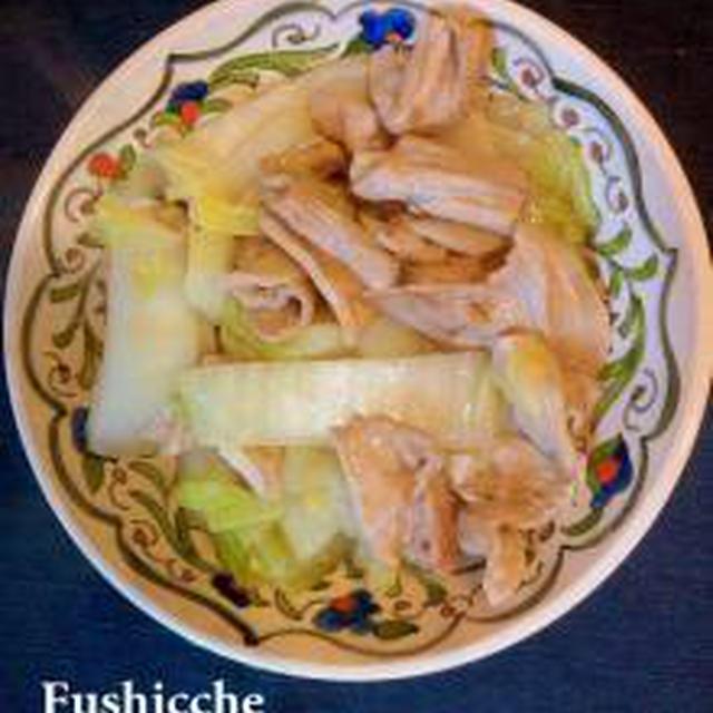5分でお弁当一品☆白菜のトロ~リ炒め