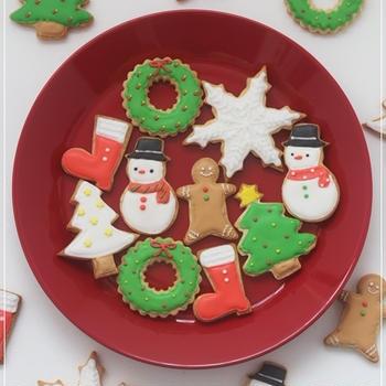 クリスマスアイシングクッキーのワークショップ参加者募集中♪