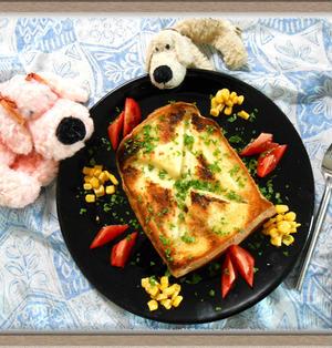 嵐にしやがれ【チーズフォンデュトースト】星野源&大野智のオトコ飯を作ってみた!