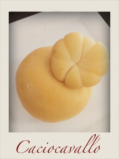 ☆花畑牧場の焼きチーズ カチョウカヴァロ