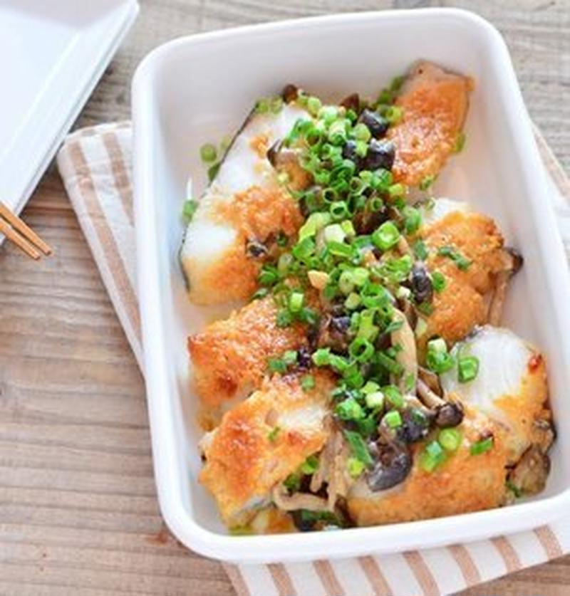 もっとおいしく食べられる!お魚の「味噌マヨ」おかずレシピ
