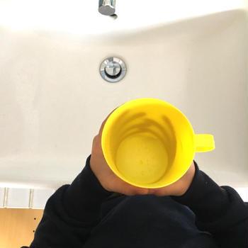 """""""赤ちゃんの手洗い・うがい方法"""""""