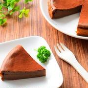 砂糖を使わない!黒糖のガトーショコラ風さつまいもケーキのレシピ