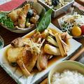 ■【THE.朝ごはん 続・お盆料理ラスト編⑧ブリカマ煮セット~⑬パリパリ胡瓜のキューちゃんレシピ迄♪】