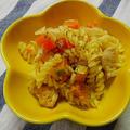 ★かぼちゃと野菜いっぱいの鶏肉サラダ★ by まりりん73さん