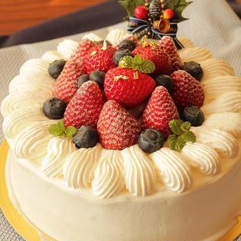 クリスマスケーキ&ロールケーキ