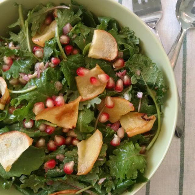 Trader Joe's Organic Baby Kale ベビーケールとリンゴのサラダ BBQ Rub and Seasoning with Coffee and Garlic