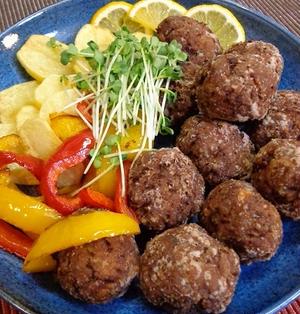 トルコ料理 肉団子キョフテ 旨味凝縮!もっちり柔らか本格レシピ♪