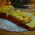 ノンオイル!バナナとそば粉のケーキ