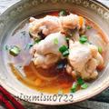 手羽元とお野菜の煮込みスープ