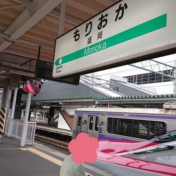 秋田駒ヶ岳へいってきます!!食べ過ぎの1日目(盛岡~田沢湖)